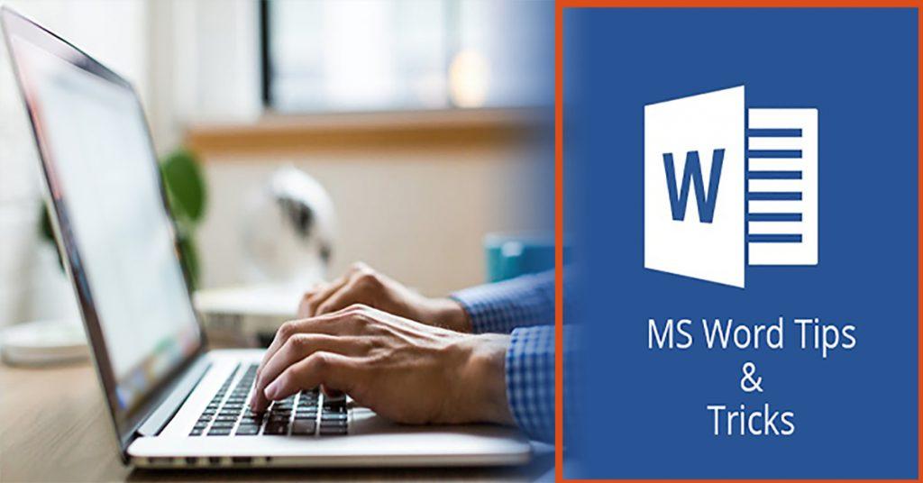MS-Word-tips-Tricks