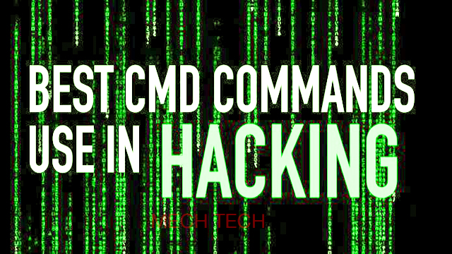 cmd hacking commands