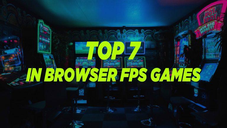 in browser fps games