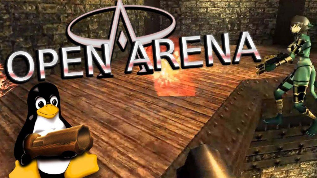 open-arena