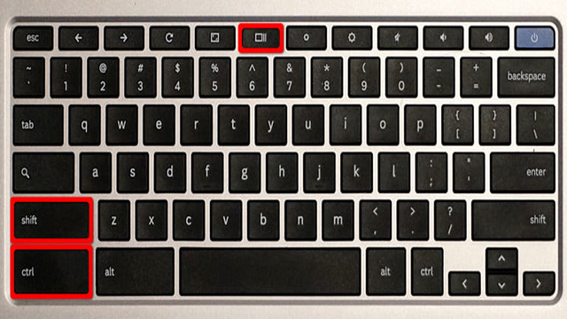 how to screenshot on chromebook partial screen 1