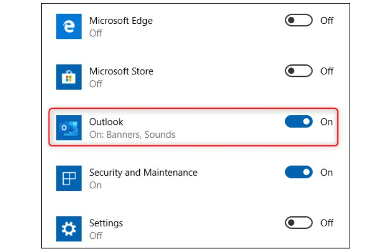 how-to-disable-outlook-notifications-windows-10