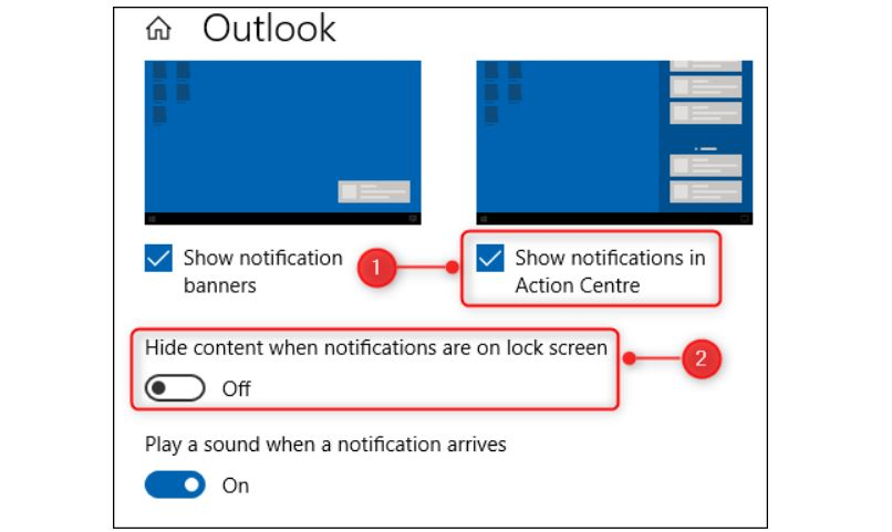 turn-off-notifications-of-outlook