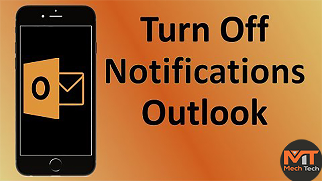 Turn-Off-Outlook-Notifications