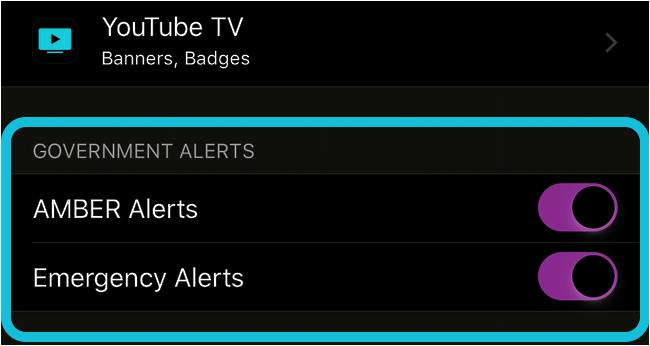Turn-Off-AMBER-Alerts-iphone