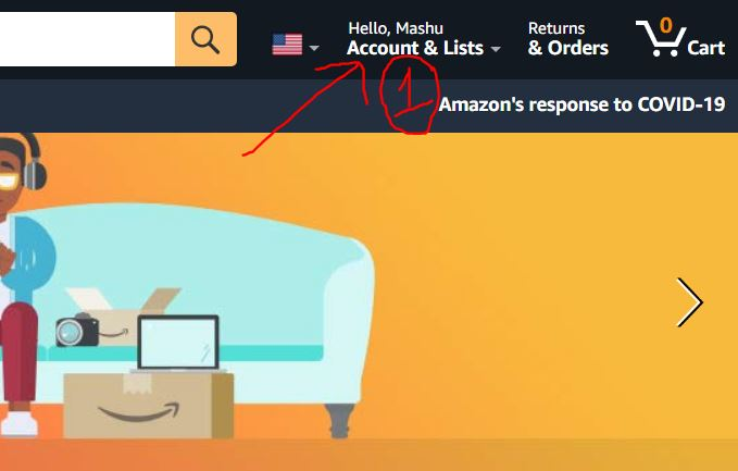 How To Hide Purchases On Amazon
