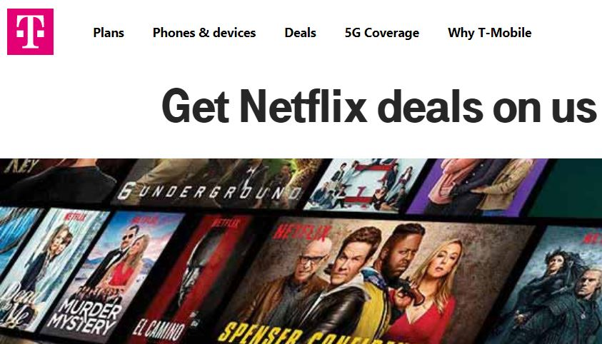 How to Get Netflix for Free with T Mobile