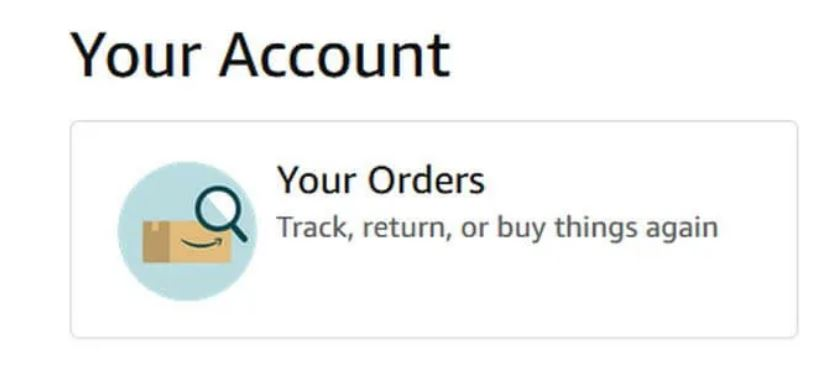 how to hide amazon purchases
