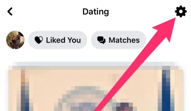 how to disconnect facebook dating