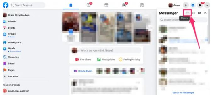 How To Turn Off Active Status On Facebook website