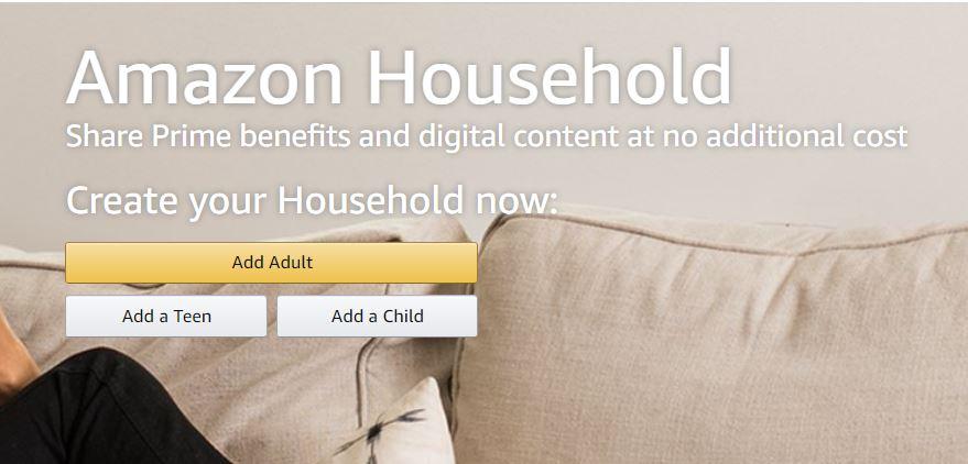 How To Hide Purchases On Amazon Via Amazon Household
