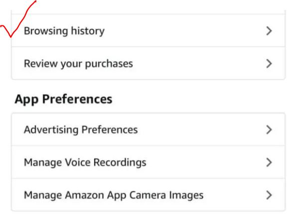 How To Hide Purchases On Amazon App