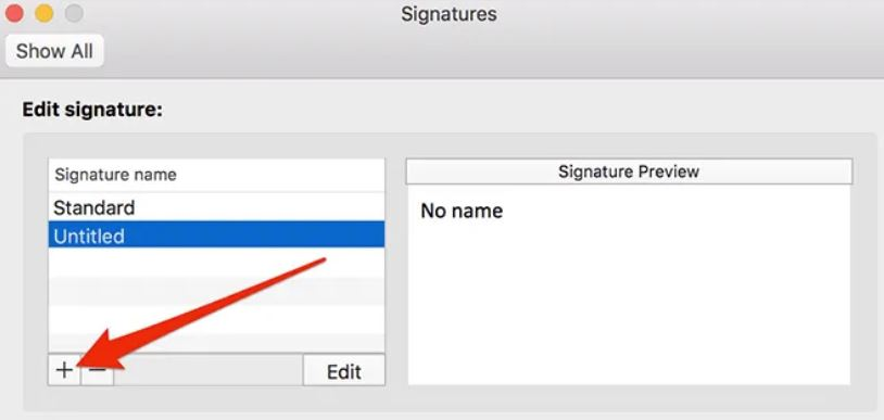 how to add signature in outlook automatically