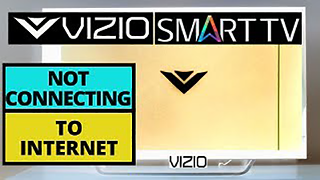 Vizio Smart TV Not Connecting to WiFi