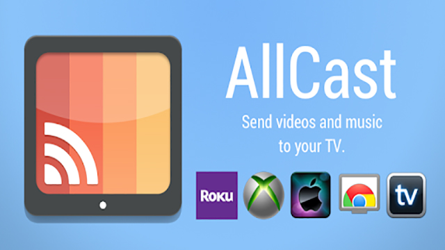 How To Connect An IPad To A Samsung TV Using ALLCAST APP