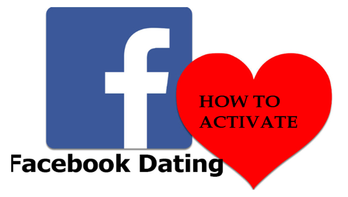 how to activate fb dating