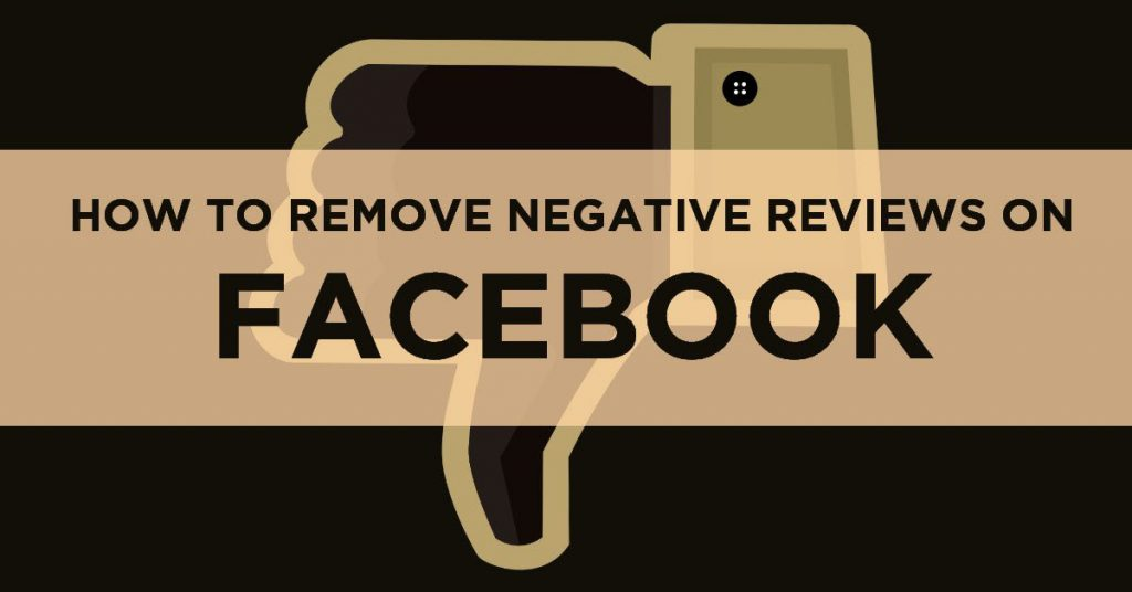 how to remove facebook reviews from page