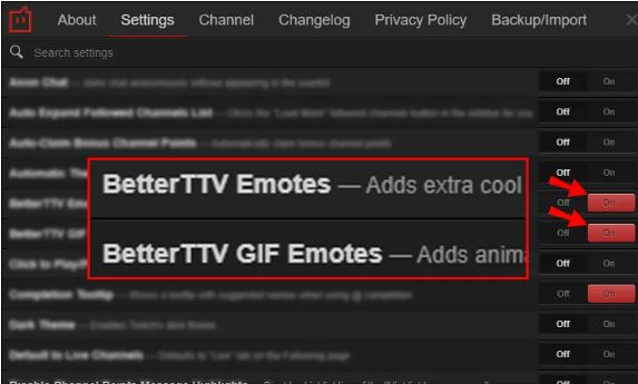 How To Put Emotes On Twitch Using BetterTTV