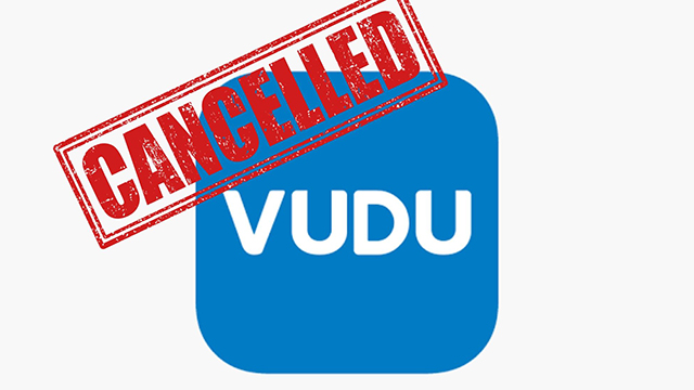 How to Delete a Vudu Account